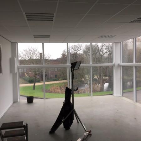 Nieuwbouw/verbouw kantoor gelegenheid in bedrijfspand